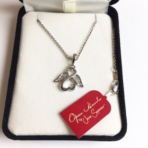 Jane Saymour | Open Hearts Necklace